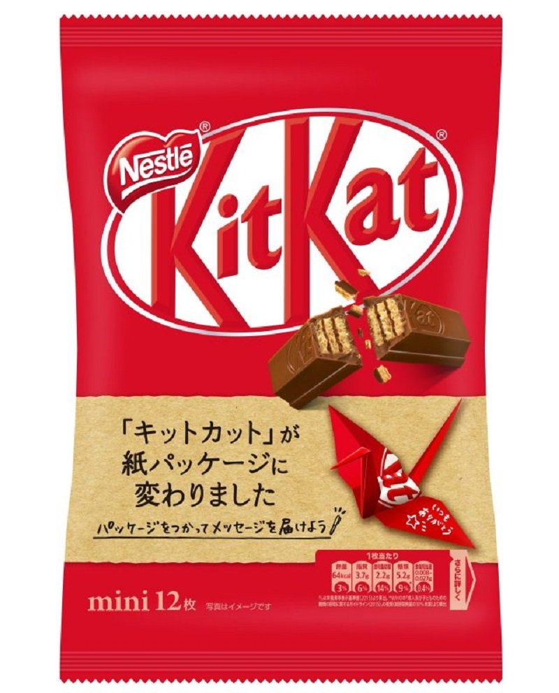 The Kit Kat Mini Original