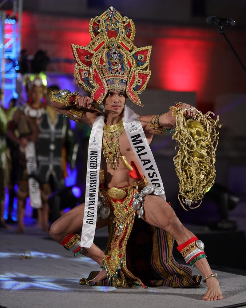 mister tourism world